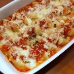 5 Cheese Stuffed Pasta Shells